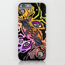 see the truth iPhone Case