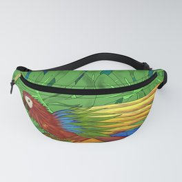 Parrot Flying Fanny Pack