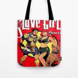 Slave Girl Vol 2 Tote Bag