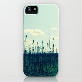 Barren iPhone Case