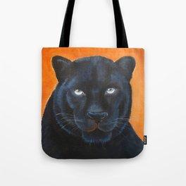 Bagheera Tote Bag