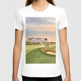 Kiawah Island Ocean Golf Course T-shirt