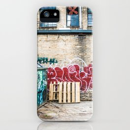 Around Back iPhone Case