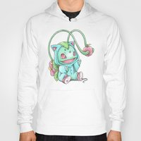 projectrocket Hoodies featuring Until the Apple is Ripe by Randy C