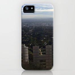 Hollywood Skyline iPhone Case