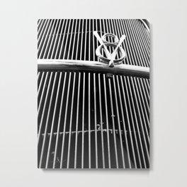 Grill Metal Print