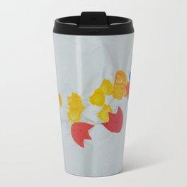 Button Eyed Duck Travel Mug