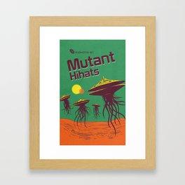 Hexinverter.net – Mutant Hihats Framed Art Print