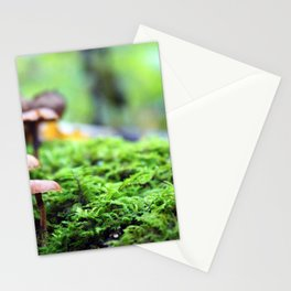 Deadly Galerinas Stationery Cards
