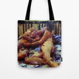 I Need You Tote Bag