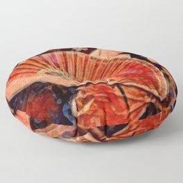 Flamenco Dancer Floor Pillow