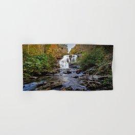 Bald River Falls Hand & Bath Towel