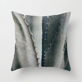 Aloe-Ha Throw Pillow