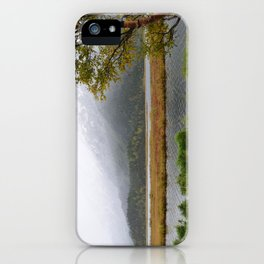 Season's First Snow II iPhone Case