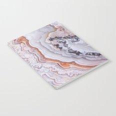 Crazy lace agate Notebook