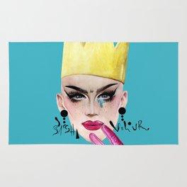 Queen Velour Rug