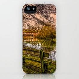 Denford Mill House iPhone Case