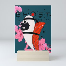 Ghost of Sushima Mini Art Print