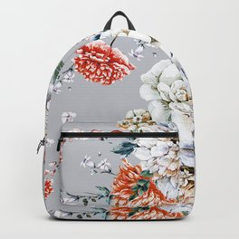 Blooming Flowers I Backpack