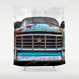 Graveyard Holden Shower Curtain