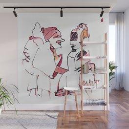 Los Caprichos ~ 6 ~ Nobody Knows Himself Wall Mural
