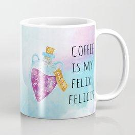 Coffee is my Felix Felicis Coffee Mug