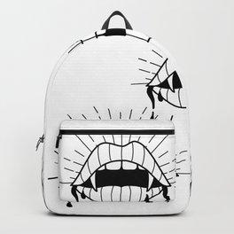 CAREFUL I BITE Backpack