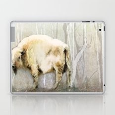 White Buffalo's Hollow Laptop & iPad Skin