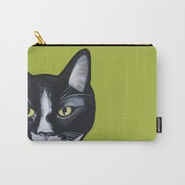 Laser the Cat Carry-All Pouch