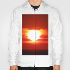 Sunset for Lovers Hoody