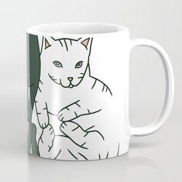 cats and felines  Coffee Mug