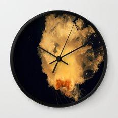 Jelly friends Wall Clock