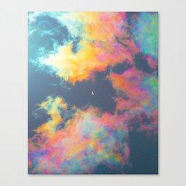nafta V Canvas Print