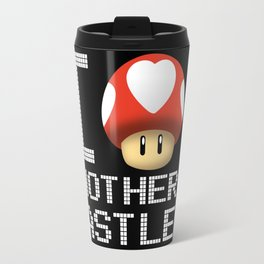 I Love Another Castle Travel Mug