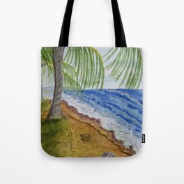 Beach Life 1 Tote Bag