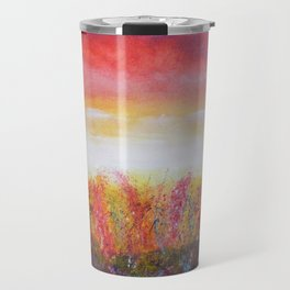 Wildflower Daze Travel Mug