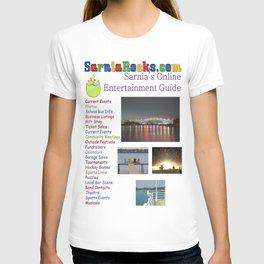 SarniaRocks T-shirt T-shirt
