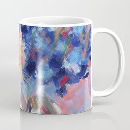 Ginger Blue Coffee Mug
