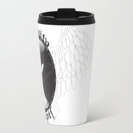 Eternity Concepts Logo Metal Travel Mug