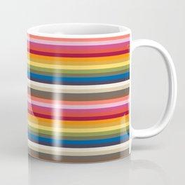 Stripes | Pantone Fashion Colors 2019 | New York | Coffee Mug