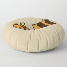 Everything will bee OK Floor Pillow