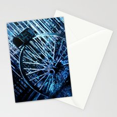 just waiting........ Stationery Cards