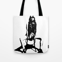 White Room Tote Bag