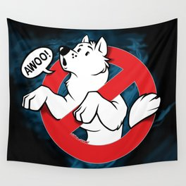 Awoobusters (Parody) Wall Tapestry