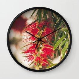 May flowers I Wall Clock