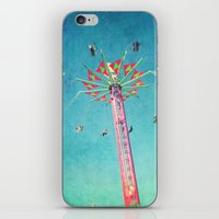 vertigo iPhone & iPod Skins featuring vertigo by Sylvia Cook Photography