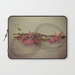Timed Beauty Laptop Sleeve