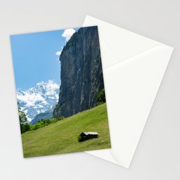Lauterbrunnen Valley 2 Stationery Cards