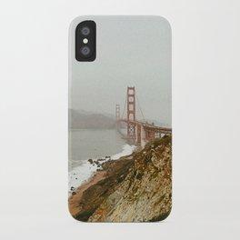 Golden Gate Bridge / San Francisco, California iPhone Case