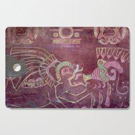 Wall, Teotihuacan Cutting Board